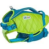 Outward Hound Standley Sport Green Performance Dog Life Jacket, XL