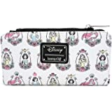 Loungefly x Disney Princess Portraits Allover-Print Wallet