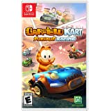 Garfield Kart: Furious Racing (NSW) - Nintendo Switch