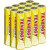 Tenergy Solla AAA Rechargeable NiMH Battery, 600mAh Solar Batteries for Outdoor Solar Lights, Outdoor Patio Lights, Anti-Leak