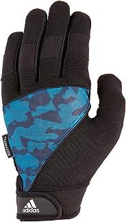 Adidas Full Finger Performance Gloves - Camo