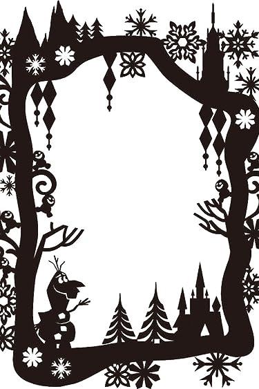 ディズニー  iPhone/Androidスマホ壁紙(640×960)-5 - アナと雪の女王 影絵