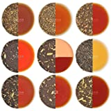 VAHDAM, Chai Tea Sampler - 10 TEAS, 50 Servings | 100% NATURAL SPICES | India's Original Masala Chai Teas | Brew Hot, Iced or