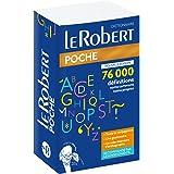 Dictionnaire Le Robert De Poche 2020 (Dictionnaires Langue Francaise)