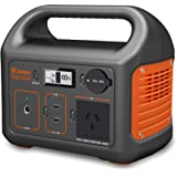 Jackery Portable Power Station Explorer 240, 240Wh Solar Generator, 240V/200W Pure Sine Wave AC Outlet for Outdoors Camping T
