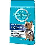 プロマネージ ドッグフード 成犬用 ヨークシャーテリア専用 1.7kg
