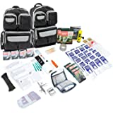 Emergency Zone 4 Person Urban Survival 72-Hour Bug Out/Go Bag   Perfect Way to Prepare Your Family   Be Ready for Disasters L