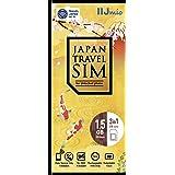 IIJ Japan Travel SIM for unlocked phone 1.5GB(nano/micro/標準SIMマルチ対応) IM-B303