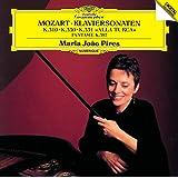 モーツァルト:ピアノ・ソナタ第8番、第10番、第11番、幻想曲K.397