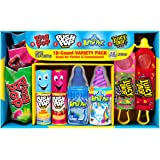 Bazooka Candy Brands Easter Variety Candy Box - 18 Count Lollipops w/ Assorted Flavors from Ring Pop, Push Pop, Baby Bottle P