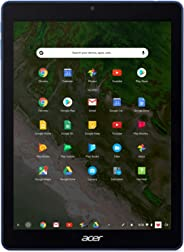 Acer Chromebook Tab 10D651N-F14M Chrome OS OP1 プロセッサー 4GB 32GBeMMC 9.7型 コバルトブルー 1年保証