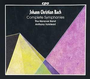 J.C.バッハ:交響曲全集 (5枚組)