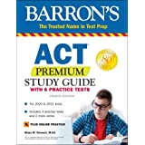 ACT Premium Study Guide with 6 Practice Tests