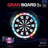 ダーツ ボード GRAN DARTS 【グランダーツ】 グランボード3s ブルータイプ (GRAN BOARD 3s B…