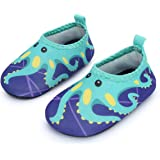 JIASUQI Baby Boys Girls Barefoot Swim Water Skin Shoes Aqua Socks Beach Swim Pool