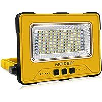 MEIKEE LED ランタン 投光器 作業灯 100w相当 3000LM 充電式 懐中電灯 アウトドア キャンプ 登山…