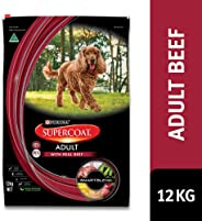 Supercoat Adult Dog Beef, 12kg