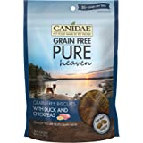Canidae Grain Free Pure Heaven Dog Biscuits With Duck & Chickpeas, 11 Oz.