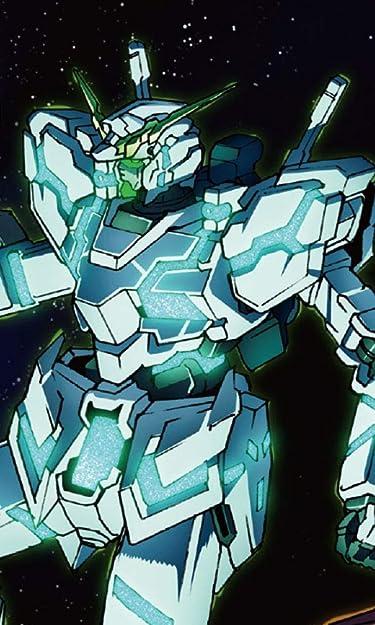 機動戦士ガンダム  iPhone/Androidスマホ壁紙(480×800)-1 - RX-0 ユニコーンガンダム