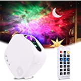 Sky Projector LED Night Light, ALED LIGHT 3in1 LED Moon Nebula Cloud Rotating Star Light Galaxy Projector with RF Remote Cont