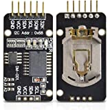 Aideepen DS3231SN RTC Module, 2PCS DS3231 AT24C32 IIC High Precision Real Time Clock Breakout Replace DS1307 for Arduino