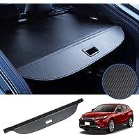 BUYFULL トヨタ 新型ハリアー 80系 トノカバー ラゲージ収納 ロールシェード プライバシー保護 ドレスアップ…