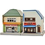 トミーテック ジオコレ 建物コレクション 108-2 駅前商店C2 ジオラマ用品