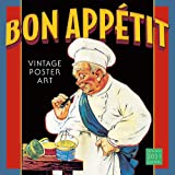Bon Appétit: Vintage Food Posters 2021