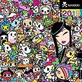 LeSportsac tokidoki 2019 Wall Calendar