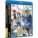 ガンダムビルドファイターズ COMPACT Blu-ray Vol.1