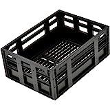 オージーケー技研 バスケット SPB-001(コンテナバスケット)ブラック 自転車用