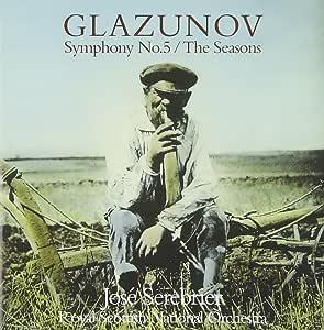 Symphony No 5 in B-Flat Major Op55 / The Seasons