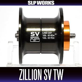 HLCスプール ベイトキャスティング1514 【ダイワ//SLP WORKS】 /(ジリオンTWシリーズ専用遠投仕様スプール/) RCS