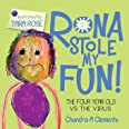 RONA STOLE MY FUN!: THE FOUR YEAR OLD VS THE VIRUS (1)