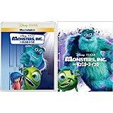 モンスターズ・インク MovieNEX アウターケース付き [ブルーレイ+DVD+デジタルコピー+MovieNEXワールド] [Blu-ray]