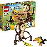 レゴ (LEGO) クリエイター・モンキー&バード 31019