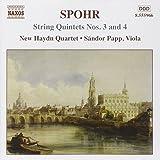 Spohr String Quintets 3 4