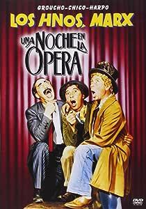 A Night at the Opera (1935) - WB Region 2 PAL, English audio & subtitles
