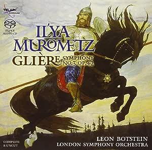 Il'Ya Murometz: Sym 3 Op 42 (Hybr) (Comp)