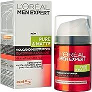 L'Oreal Men Expert Pure and Matte Volcano Moisturizer, 50 ml