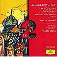 Rimsky-Korsakov: Symphonies (Complete)