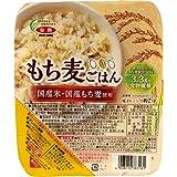 全農 国産米・国産もち麦使用 もち麦ごはん 150g×24P [もち麦入りパックごはん]