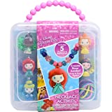 Tara Toys 93811 Disney Princess Necklace Activity Set 9.7x8.18x2