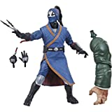 Hasbro Marvel Legends Series Shang-Chi And The Legend Of The Ten Rings 6-inch Collectible Death Dealer Action Figure Toy For