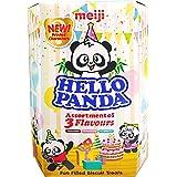 Meiji Hello Panda Biscuit, Assorted, 260g