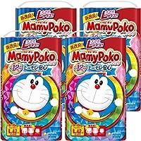 【パンツ Lサイズ】マミーポコ パンツ ドラえもん オムツ (9~15kg)168枚(42枚×4) [ケース品] 【Am…
