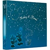 [ベルメゾン] ディズニー アルバム 大容量 600枚 写真 はがき収納 黒台紙 ミッキー&ミニー(スター)