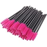 G2PLUS Disposable Eyelash Mascara Brushes Wands Applicator Makeup Kits 100 Pack