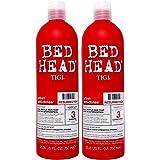 Tigi Bed Head by Tigi Urban Antidotes Resurrection Shampoo & Conditioner for Damaged Hair (2), 1500 ml, Pack of 2