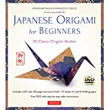 Japanese Origami for Beginners Kit: 20 Classic Origami Models: Kit with 96-page Origami Book, 72 High-Quality Origami Papers
